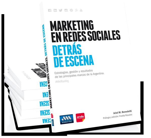 Amdia Lanza Un Libro Sobre Social Media Marketing Portinos