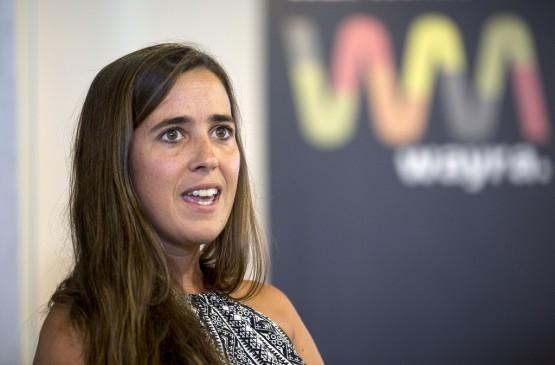 Lorena Suarez, Country Manager de Wayra.