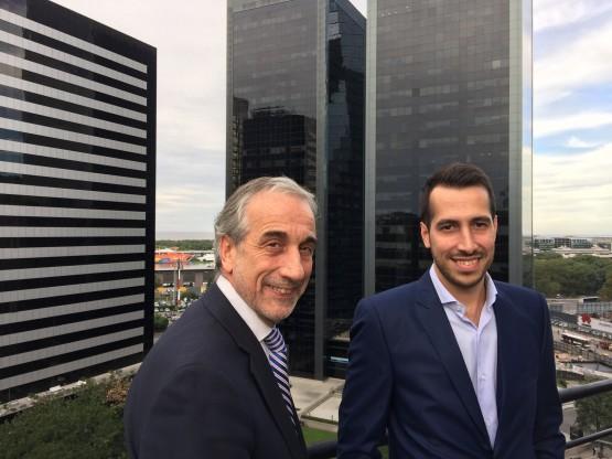 Mariano Denaro y Martin Denaro TelexTorage