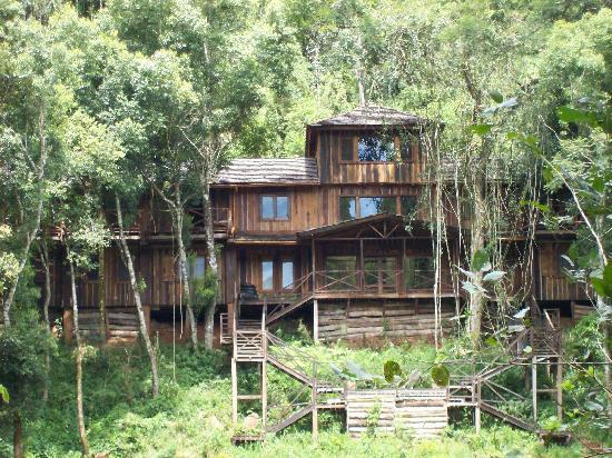 El Yacuma Lodge en Misiones, es uno de los hoteles ecológicos que ofrece nuestro país.