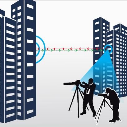 Características del detector de dispositivos espía