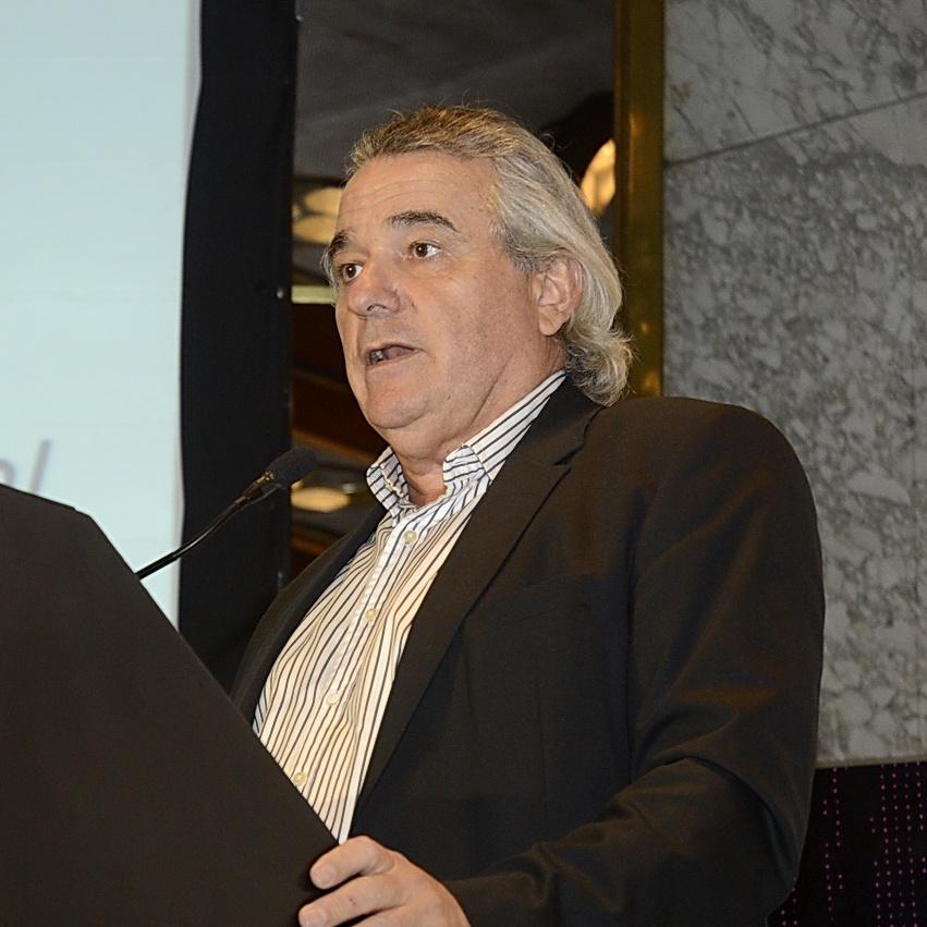 Carlos Pallotti, Subsecretario de Servicios Tecnológicos y Productivos del Ministerio de Producción de la Nación en FATD Cropped