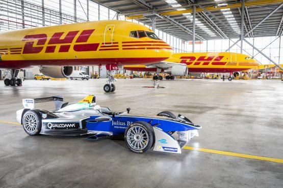 DHL Fórmula E