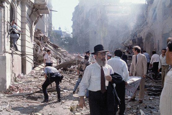 HISTORY - Iser Kiemberg el día del atentado