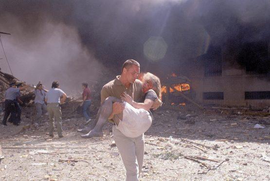 HISTORY - Lea Kovensky el día del atentado