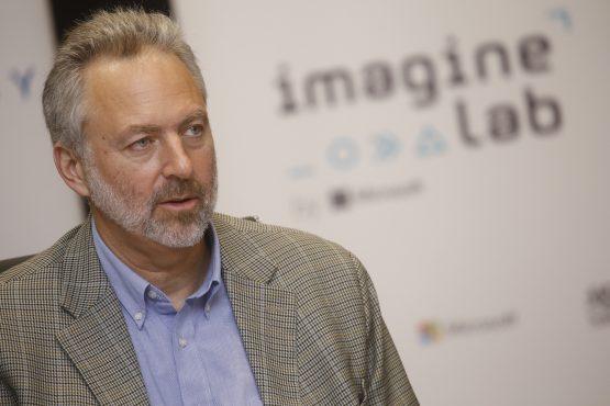 Luis Stein, Fundador y Director de Imagine Lab