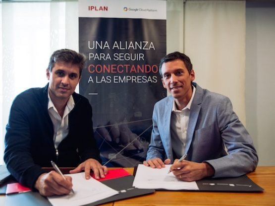 IPLAN y Google sellaron alianza