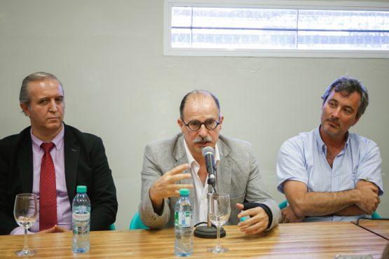 Luis Grosembacher y Ricardo Sánchez Peña.