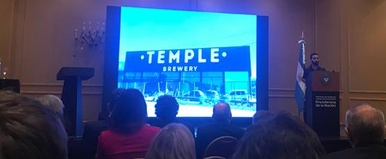 Temple-Brewbery