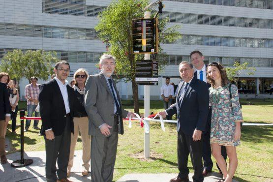 inauguración Solmáforo
