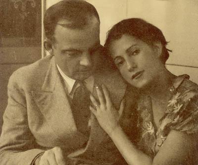 Antoine and Consuelo Saint-Exupéry