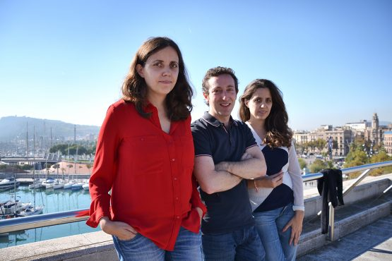Tiendeo Founders_Eva Martin_Jonathan Lemberger_Maria Martin