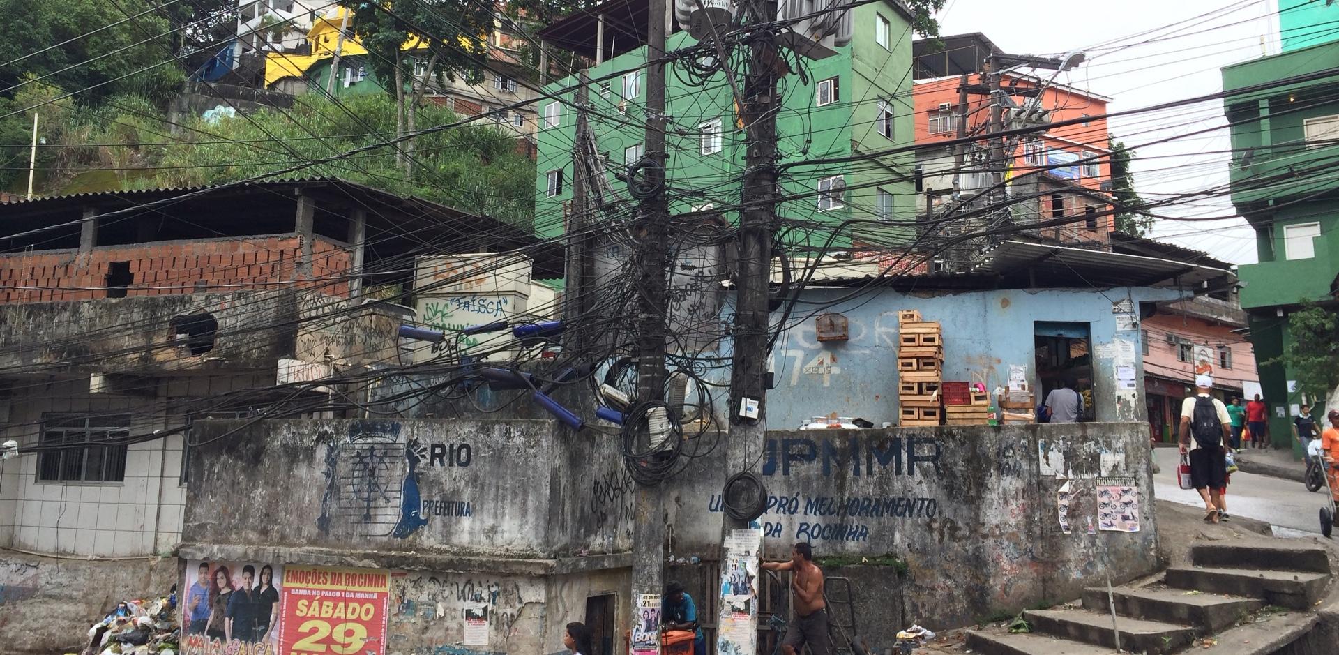 Rio-barriada