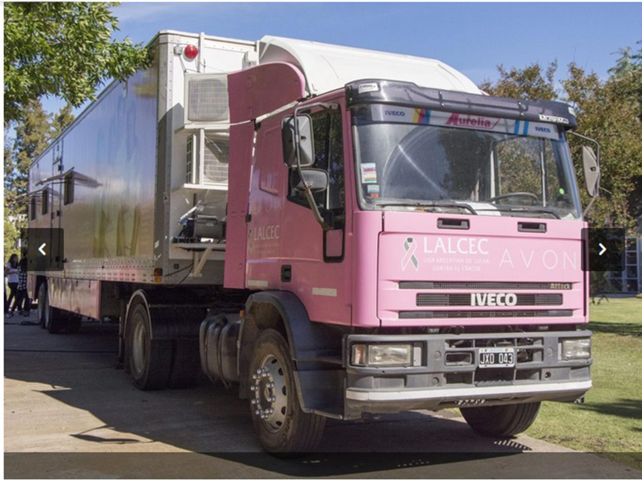 Mamografo Movil