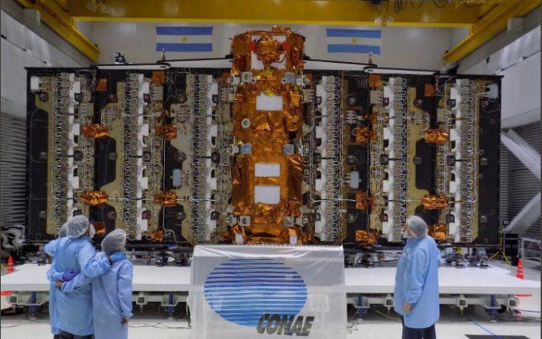 satélite1-CONAE