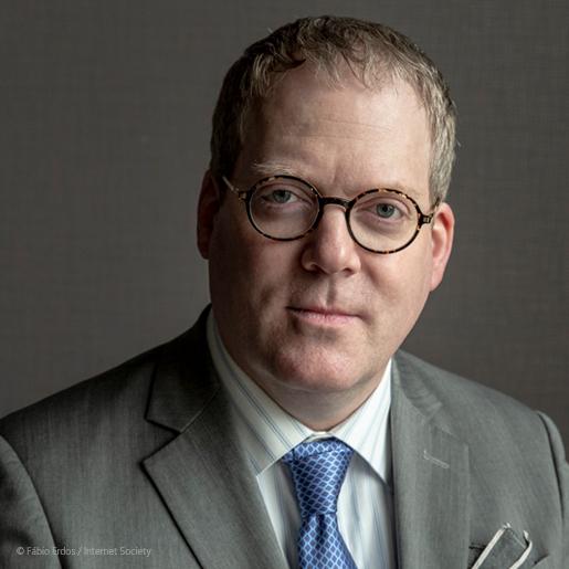 Internet Society President and CEO, Andrew Sullivan