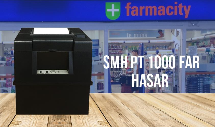 Farmacity + Printer