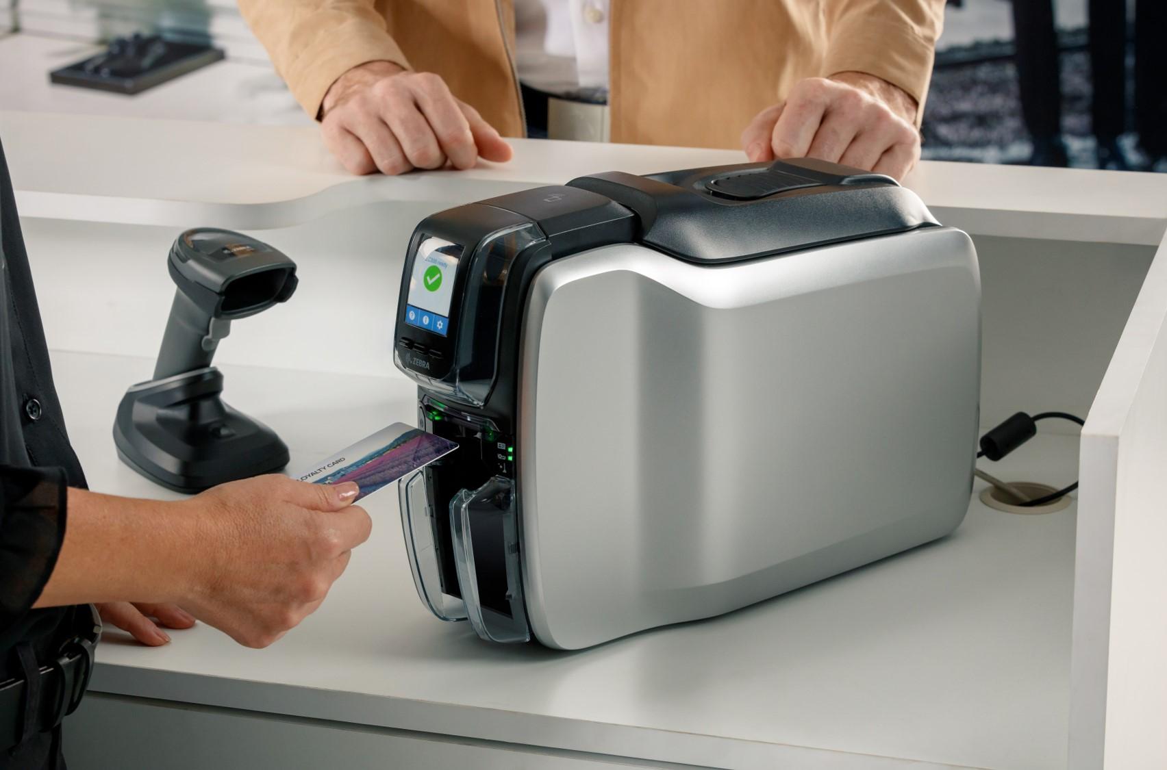impresora Zebra ZC100